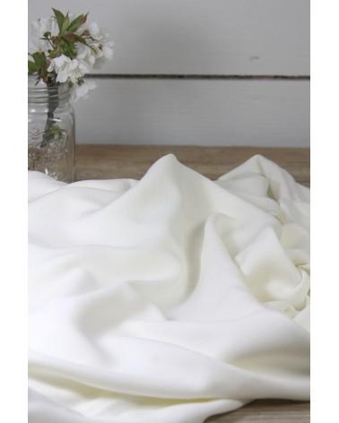 Tissu Nacre Crêpe de Viscose